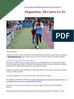 Motivación Deportiva y 4 Valores Fundamentales