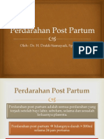 DR_Perdarahan Post Partum
