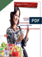Planificacion Asuntos Consumidores