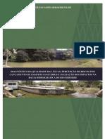 Diagnóstico da qualidade das águas, percepção de riscos por lançamento de esgotos sanitários e avaliação dos impactos na bacia hidrográfica do rio Beberibe (Serafim-Filho, 2012).