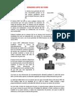 Sensores Dpfe de Ford