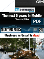 The Future of Mobile i.e. Everything