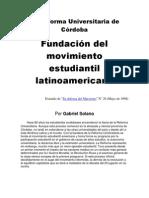 La Reforma Universitaria de Córdoba.pdf