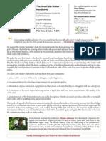 The New Cider Maker's Handbook Press Release