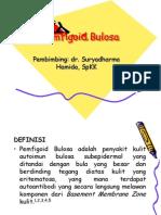 PEMFIGOID BULOSA