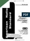 ANSI C80.1 RS Conduit