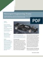 Siemens PLM Motorsport Engineering Teams Cs Z5