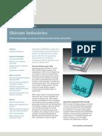 Siemens PLM Shivam Industries Cs Z7