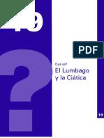 Lumbago Ycia Tica