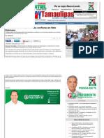 05-06-2013 Familias Enteras Depositan Su Confianza en Neto Robinson