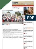 11-06-2013 Las Mujeres Del Sexto Distrito Ya Decidieron
