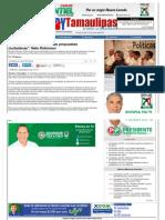 14-06-2013 'Va todo nuestro interés a las propuestas ciudadanas' Neto Robinson