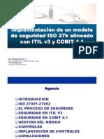 ISO27001alineadoconITILCOBIT