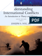 Understanding International Conflicts - Joseph Nye