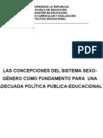 1. Ensayo (Política Educacional)