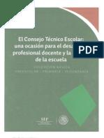 El CTE Una Ocasion Para El Desarrollo Profesional Docente