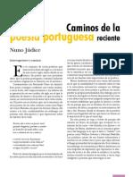 poesia portuguesa contamporánea