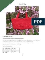 CROCHET - Cathy Phillips - Bloomin Bag