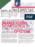 Edición Especial 6º Aniversario del Boletín de Epysteme (Junio 2013)