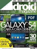 Android Magazine - Espana - Android 18, 2013