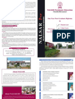 Nalsar Pro Brochure