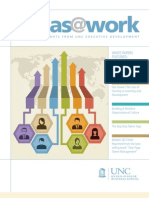 ideas@Work.vol.5  Talent Management whitepapers from UNC Executive Development.