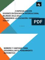 BLOQUE MATEMAICA NIVELES 2013 (2)
