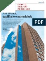 Caderno O Estado de SPaulo - Top Imobiliário