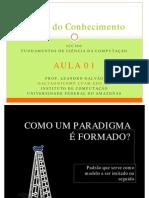 Aula01-TeoriaDoConhecimento