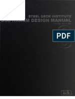 Steel Deck Design Manual Third Edition