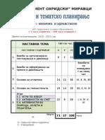 Fizicko Za II 2010-2011