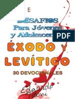 128228472 Desafios Para Jovenes y Adolescentes Exodo y Levitico