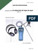 Manual Log 1