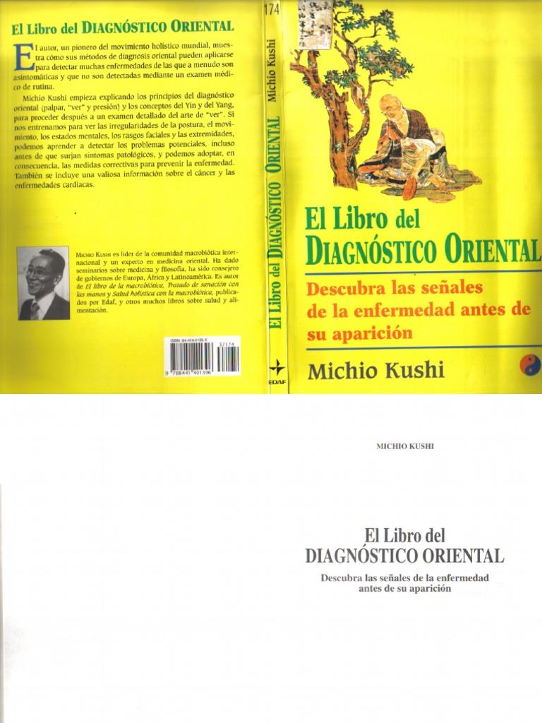 macrobiotica michio kushi - el libro del diagnostico ...