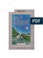 Asis Jorge - Canguros Insert - La Calle de Los Caballos Muertos