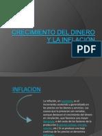 Crecimiento Del Dinero y La Inflacion ( Diapositivas )[1]
