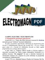 Prezentare Electromagnetism 1