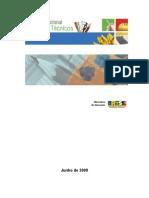 Catalogo Nacional Cursos Tecnicos