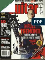 10 - Guitar One October 2004