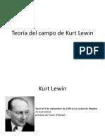 Teoría del campo de Kurt Lewin