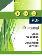 Tonangi Media Brochure