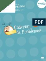 Caderno de Problemas - Carochinha