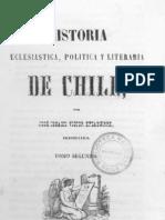 Historia eclesiástica en Chile