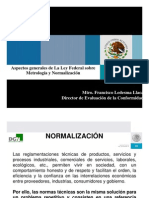 Ponencia LFMN Mar 2011 Normalizscion