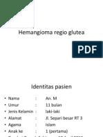 Hemangioma Regio Glutea