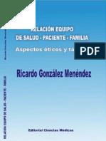 Libro Relacion Equipo Salud Paciente Familia