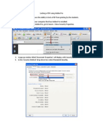 Lock a PDF File From Printing