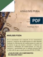 ANÁLISIS FODA  II  2013