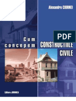 Cum Concepem Constuctiile Civile