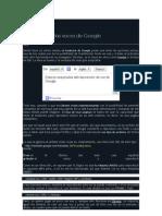 API de Google Ok
